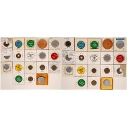 Corcoran California Token Collection  (122643)