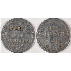 "Fresno California ""Unusual"" Token  (120279)"