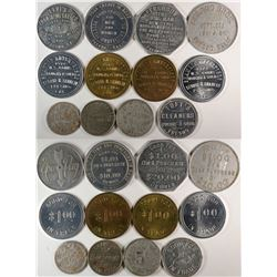 Miscellaneous Designated Businesses Tokens  (120287)