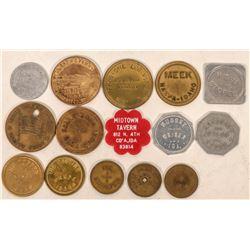 Idaho Token Collection  (123076)