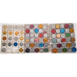 Mardi Gras Token Collection  (120245)