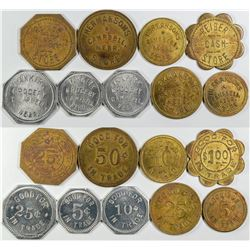 Campbell Token Collection (9)  (121600)