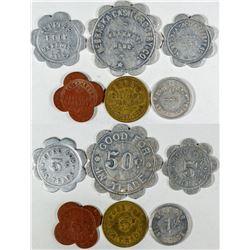 Kearney Token Collection  (121646)