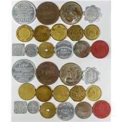 Lincoln Token Collection  (121643)
