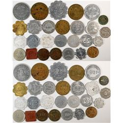 Adams County Token Collection  (121948)