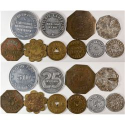 Antelope County Tokens  (121946)