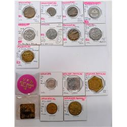 Cass & Sarpy County Token Collection  (122678)