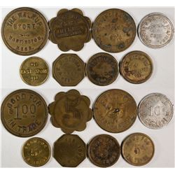 Cedar County Token Collection  (121944)