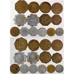 Clay County Tokens  (121942)