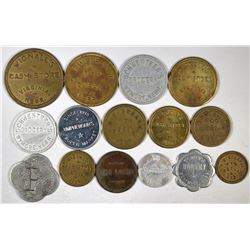 Gage County Nebraska  Token Collection   (122687)