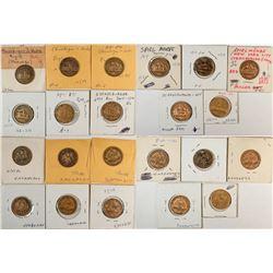 New York City Hall tokens  (121986)