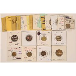 Collection of Plus Ultra Tokens  (121970)