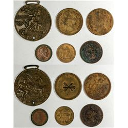 Counter Collection (Lot of 6)  (122612)
