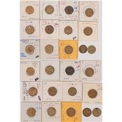 Date Collection of Victoria Regina  (122060)