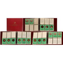 Franklin Mint Collection of Special Commemorative Issues of 1970  (122994)