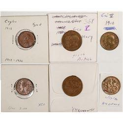 King George V tokens  (121981)