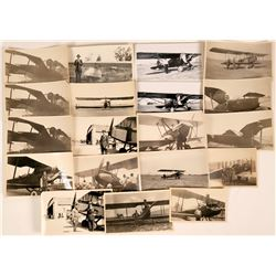 Early Aviation Photo Collection  (124102)