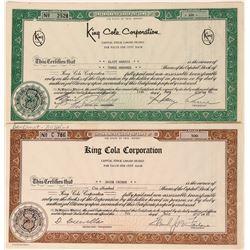 King Cola Corporation Stock  (123437)