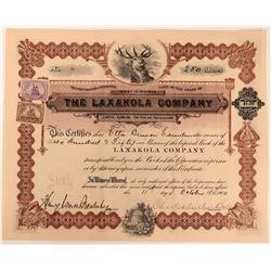 Laxakola Company Stock  (123427)