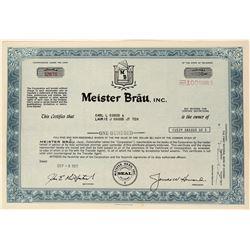 Meister Brau Stock  (123435)