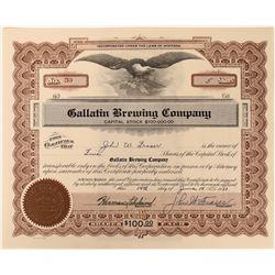 Gallatin Brewing Company  (123401)