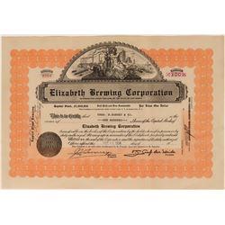 Elizabeth Brewing Company Stock  (123417)