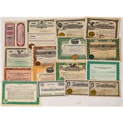 California Fruit Producer Stock Certificates  (124563)