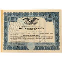Cracker Jack Co. Stock  (123331)