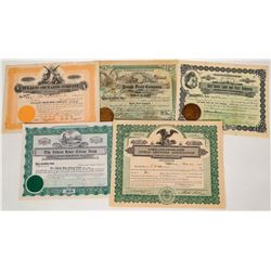 Southern Fruit Growers Stock Certificates  (124568)