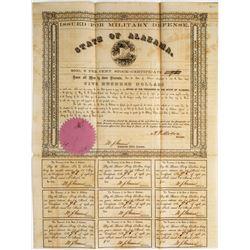 Confederate Bond   (113739)