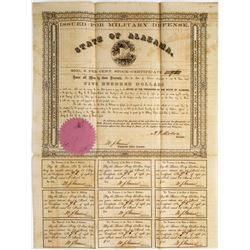 Confederate Bond   (113739)