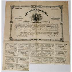 Confederate States of America Bond  (113742)