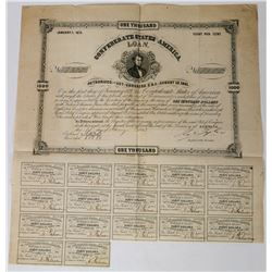 Confederate States of America Bond  (113742)