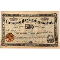 Pomeroy Pharmaceutical Company Stock  (123305)