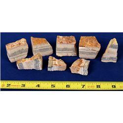 Goodshaw Mine Gold Specimens  (121667)
