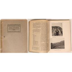 Goodsprings Quadrangle Geology & Ore Deposits U.S.G.S. Publication  (119574)
