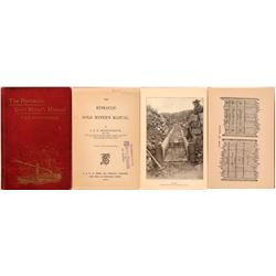 The Hydraulic Gold Miner's Manual by T.S.G.Kirkpatrick  (108698)