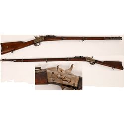 Swedish-Made Remington Model M-1867 Rifle  (122912)