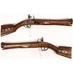 Flintlock Blunderbuss Pistol   (122904)