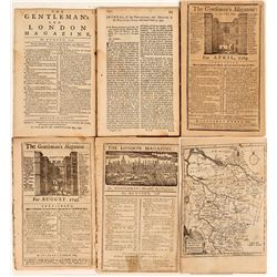 Gentleman's and London Magazines  (124642)