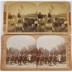 President McKinley Stereoviews  (125797)