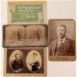 President Teddy Roosevelt Pictorial Group  (123456)