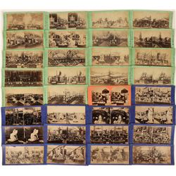 Paris 1867 Exposition Stereo-view Collection  (123220)