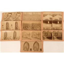Colombian Exposition Stereo-view Collection  (123216)