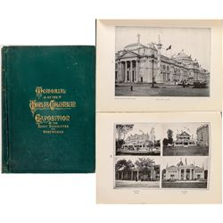 Memorial Book of the 1893 Exposition  (124593)