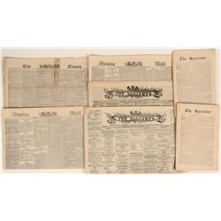 English Look at the Civil War through Newspapers (7)  (123186)