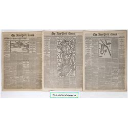 Civil War Campaign of 1862 in the New York Times   (125082)