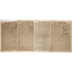 NY Times !861 Civil War Oct 1-31  (122134)