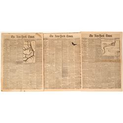 NY Times Civil War June, July Sept 1861, The Great Rebellion Continues  (122132)