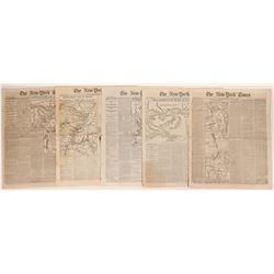 NY Times Civil War. Dec 10-18 1861  (122135)